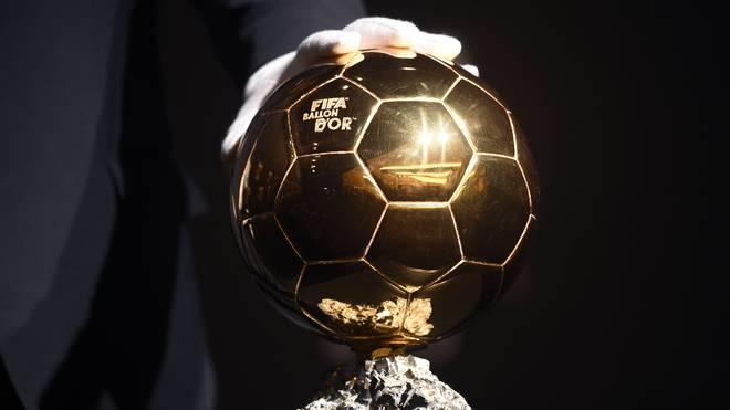 Cristiano Ronaldo landete vergangenes Jahr beim Ballon d'Or hinter Lionel Messi
