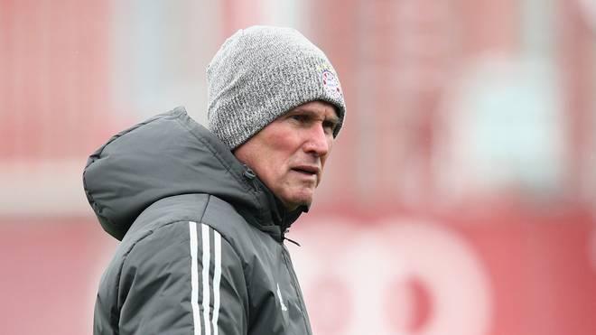 Bayern-Trainer Jupp Heynckes hat seinen grippalen Infekt überwunden