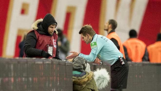 In der Bundesliga-Hinrunde sorgte der Videobeweis für viele Diskussionen
