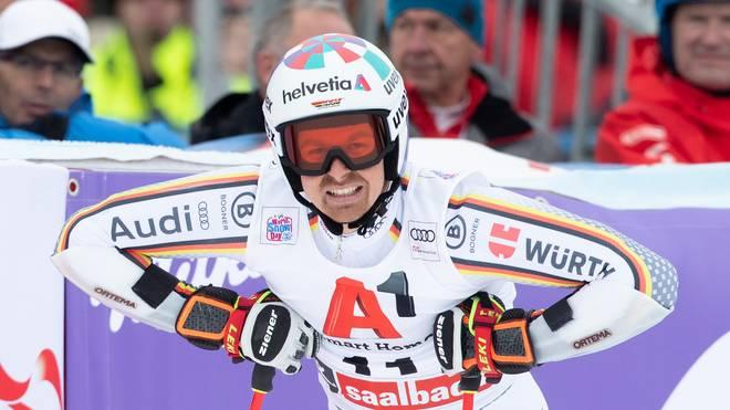 Stefan Luitz kämpft um seinen ersten Weltcupsieg