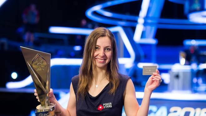 Maria Konnikova begann erst vor zwölf Monaten mit dem Pokern