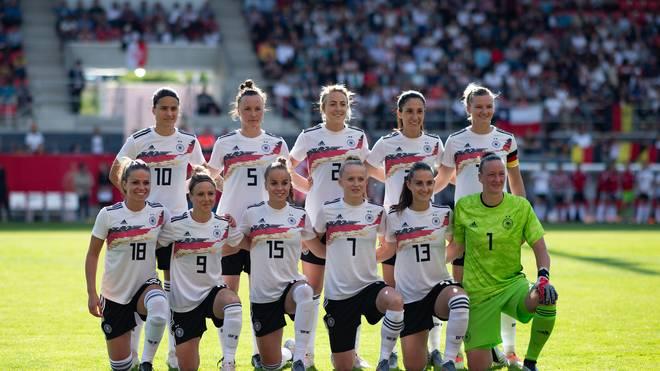 Germany Women v Chile Women - International Friendly