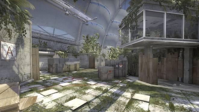 Biome ist eine der neuen CS:GO-Maps