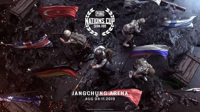 PUBG Nations Cup - Das Deutsche Team steht fest