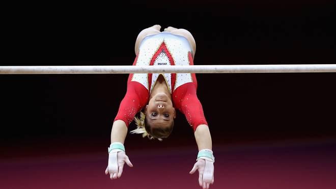 Elisabeth Seitz durfte sich über die Bronzemedaille freuen