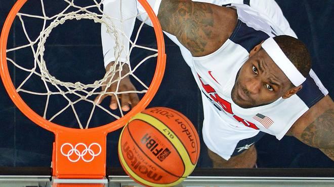 Team Usa Basketball Gibt Rio Kader Bekannt Carmelo Anthony Vor Rekord