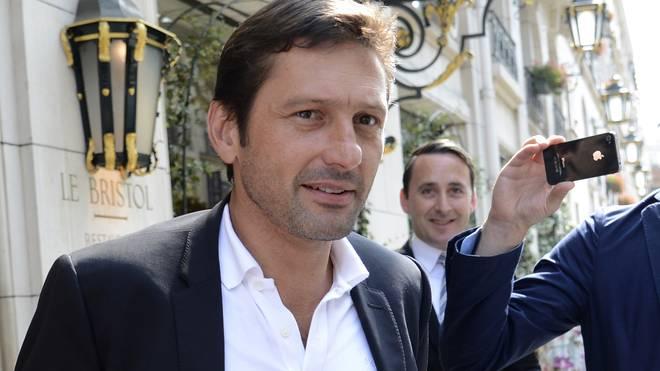 Leonardo Araujo soll der neue Sportdirektor beim AC Milan werden