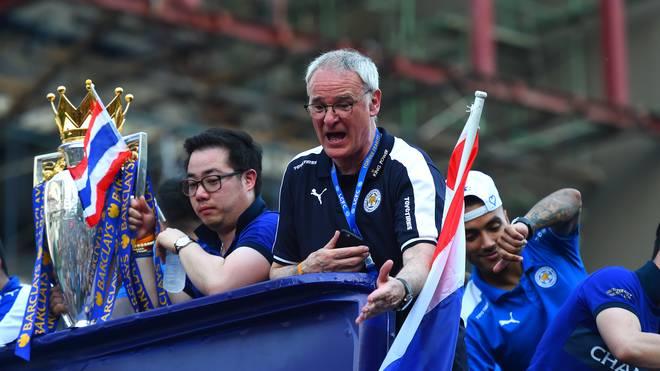 Claudio Ranieri hatte Leicester City sensationell zur Meisterschaft geführt
