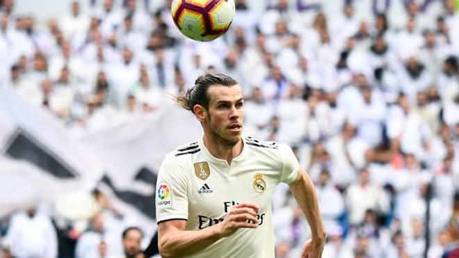 Bale besitzt noch einen gültigen Kontrakt bei den Königlichen bis 2022