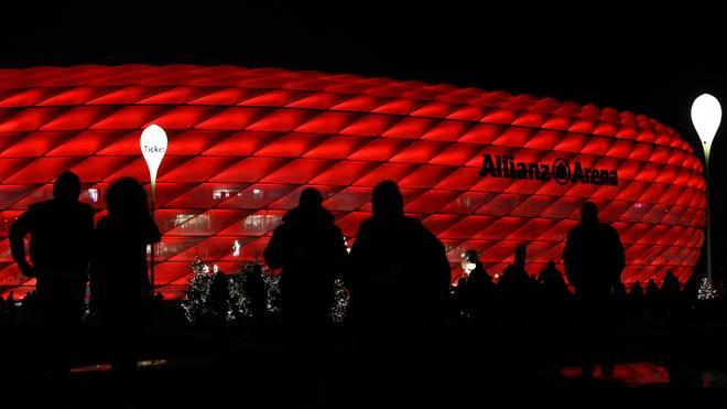 Der FC Bayern bezwang am Samstag den HSV mit 6:0