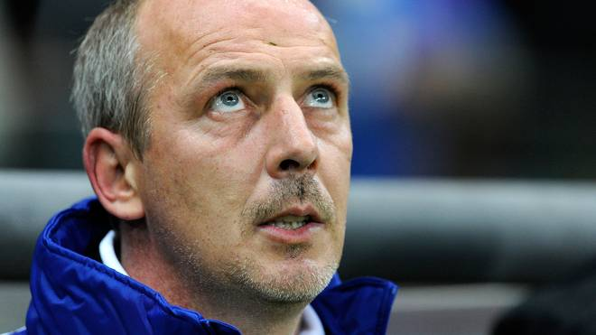 Mario Basler ist Sportdirektor bei Lok Leipzig