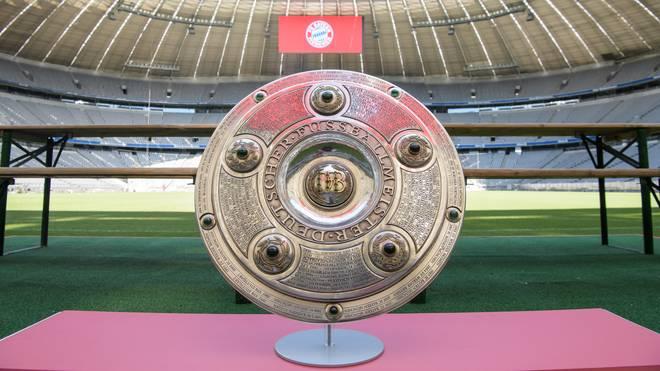 Der FC Bayern gewann bisher 27-mal die deutsche Meisterschaft