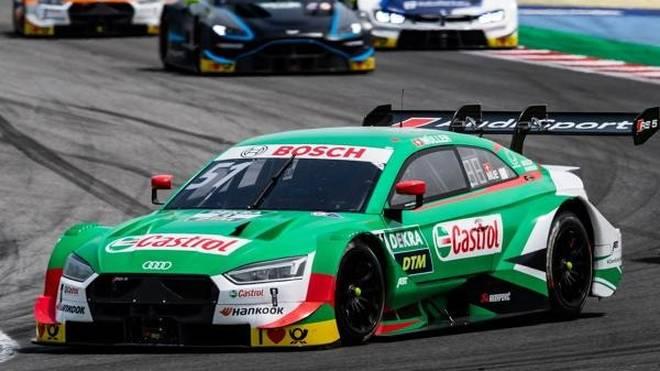 Nico Müller feiert in Misano den zweiten DTM-Sieg seiner Karriere