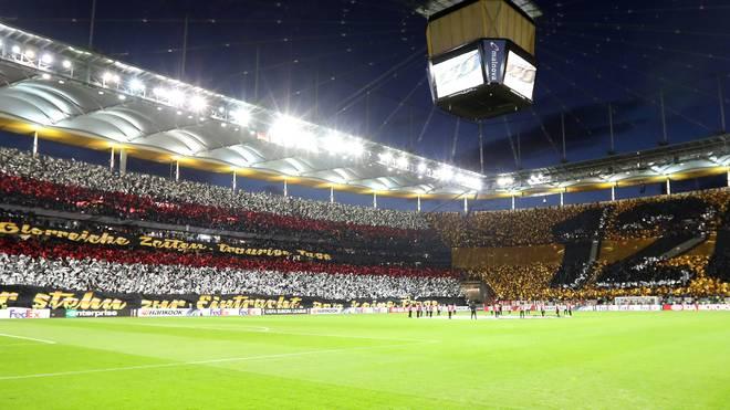 Eintracht Frankfurt, Choreo