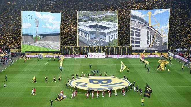 Borussia Dortmund im Signal Iduna Park