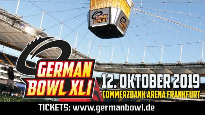 Der German Bowl ist das Finale in der German Football League