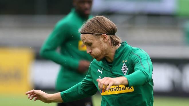 Michael Lang ist erst in diesem Sommer zur Borussia gewechselt
