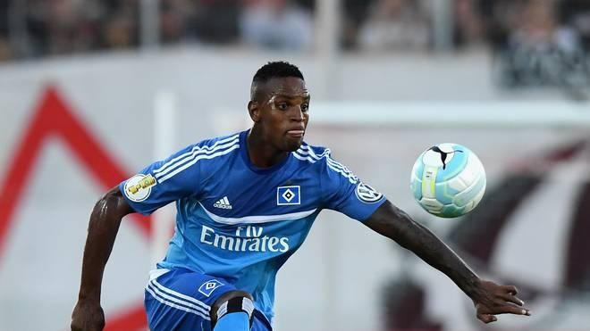 Cleber spielte bis Februar für den Hamburger SV