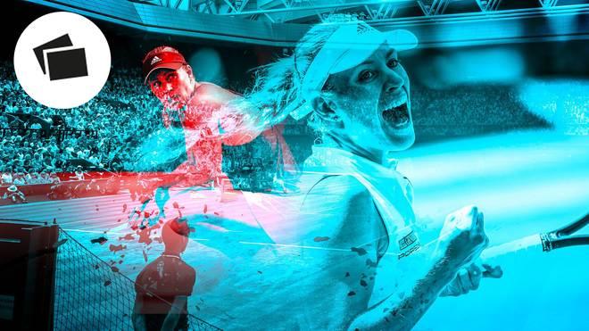 Angelique Kerber, Tennis, WTA