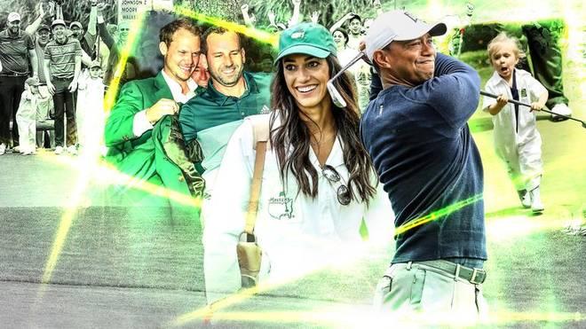 Das US Masters in Augusta begeistert die Golf-Fans mit vielen verrückten Traditionen