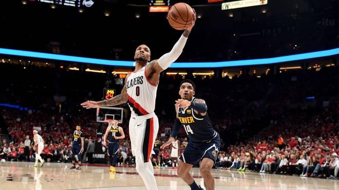 Denver Nuggets v Portland Trail Blazers - Game Four