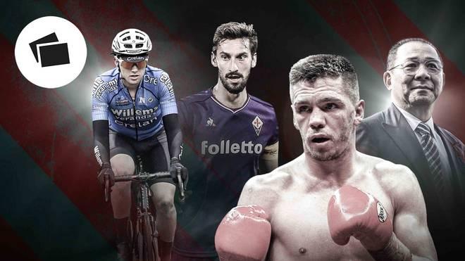 Diese Sportler sind 2018 verstorben