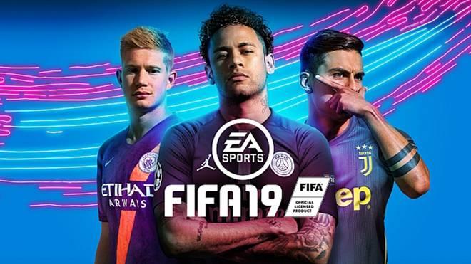 Fifa 19 Neues Cover Mit Möglichen Champions League Siegern