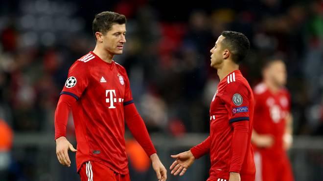 Auch der FC Bayern München musste im Achtelfinale der Champions League die Koffer packen