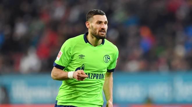 Daniel Caligiuri spielt seit 2017 beim FC Schalke 04