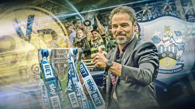David Wagner über Huddersfield Town und Borussia Dortmund