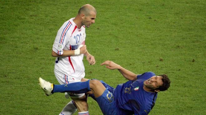 Schiedsrichter verrät Wahrheit über Kopfstoß von Zinedine Zidane gegen Materazzi