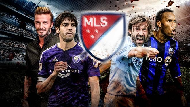 major league soccer ergebnisse