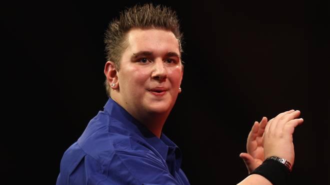 2012 Ladbrokes.com World Darts Championship - Day Three