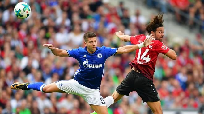 Matija Nastasic wechselte 2015 zum FC Schalke 04