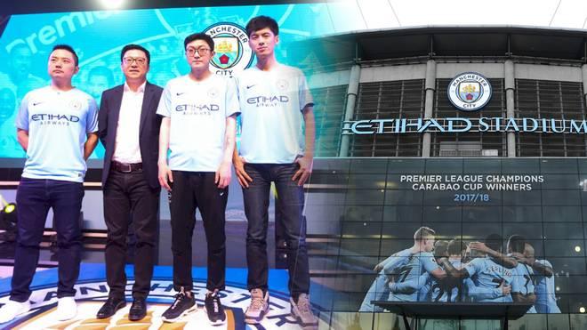 Manchester City verpflichtet drei neue Spieler für FIFA Online