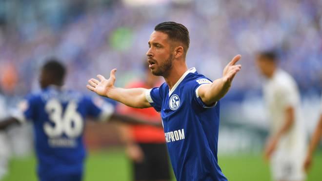 Mark Uth wechselte von der TSG Hoffenheim zum FC Schalke 04