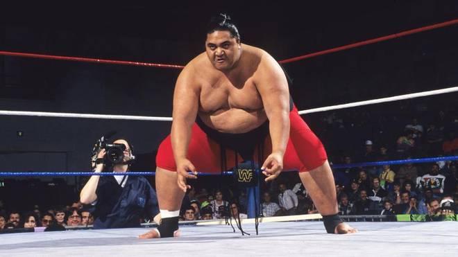 Der frühere WWF-Champion Yokozuna starb im Jahr 2000