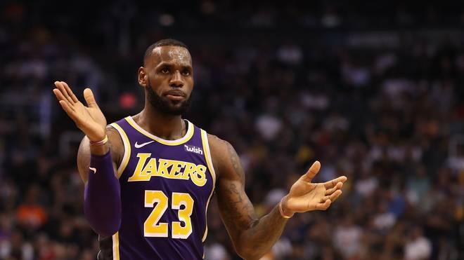 Mega-Kracher eröffnet NBA-Saison