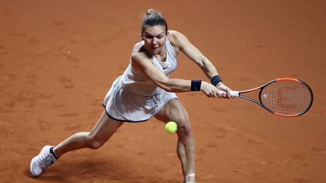 Simona Halep ist derzeit die Weltranglistenerste