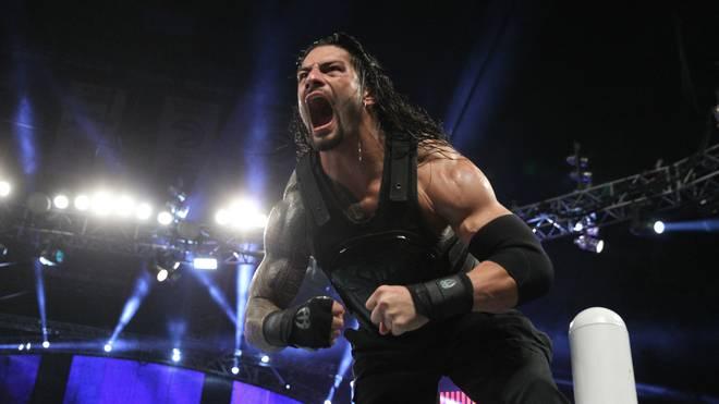 Roman Reigns gewann bei Monday Night RAW den WWE World Title von Sheamus