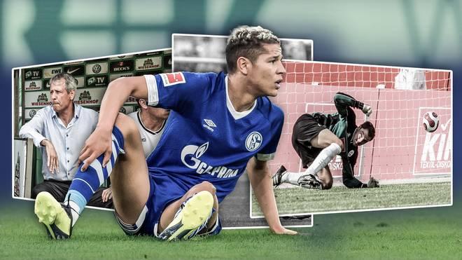 Schalke 04 und die größten Fehlstarts der Bundesliga-Geschichte