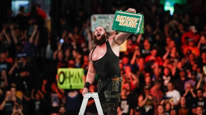 Braun Strowman könnte beim WWE SummerSlam 2018 der lachende Dritte sein