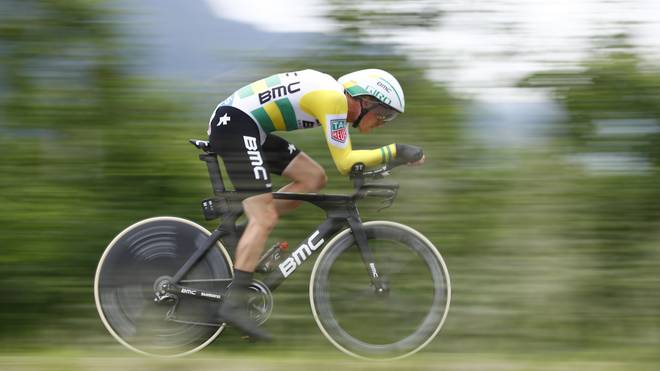 Rohan Dennis ist ein Spezialist für Zeitfahren