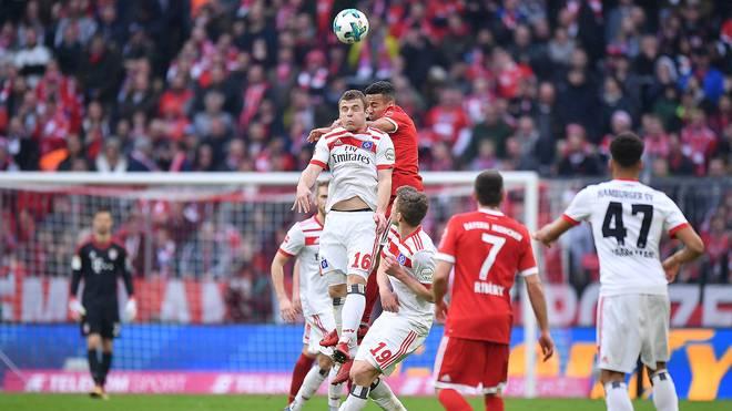 Testspiel - Bayern München gewinnt bei altem Rivalen HSV