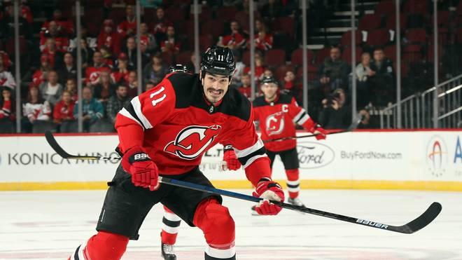 Boyle trifft dreifach gegen den Krebs Der an Leukämie erkrankte Boyle erzielt seinen ersten NHL-Hattrick