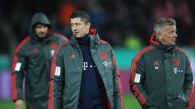 Zweite Liga: Peter Hermann sagt 1. FC Nürnberg ab, Peter Herrmann (rechts) gönnt sich erst einmal eine Auszeit