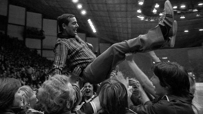 Peter Kretzschmar feierte als Trainer der DDR-Frauen große Erfolge