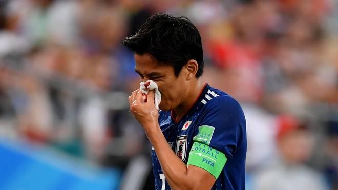 Makoto Hasebe verkündet seinen Rücktritt aus Japans Nationalmannschaft