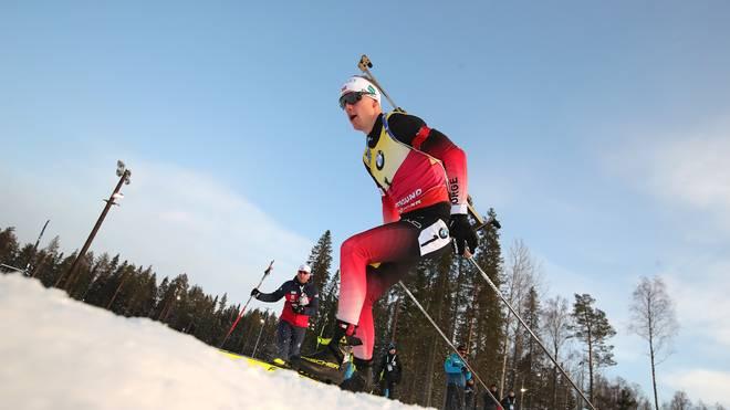 IBU Biathlon World Championships - Men's and Women's Pursuit