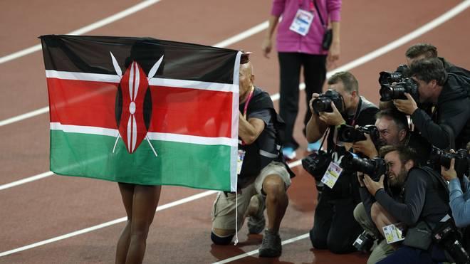 Kenia streicht zwei Sprinterinnen